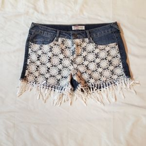 Lei Ashley short Jean